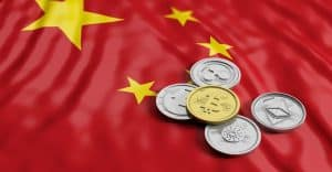 China begins to control cryptocurrencies
