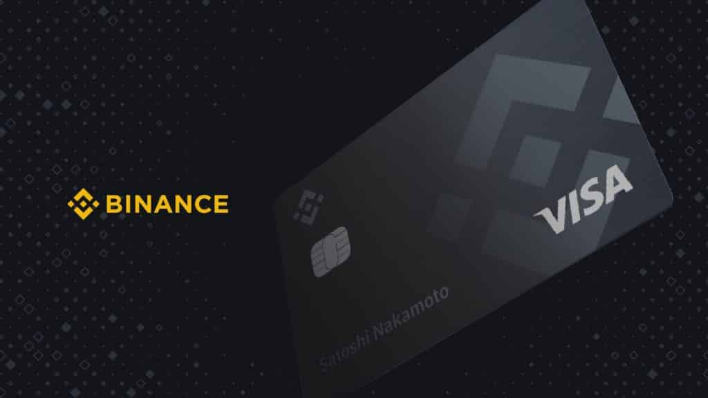 Binance has released a card for working with Bitcoins