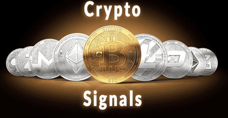 How to understand Crypto Signals - Photo Coin Trade and Mine