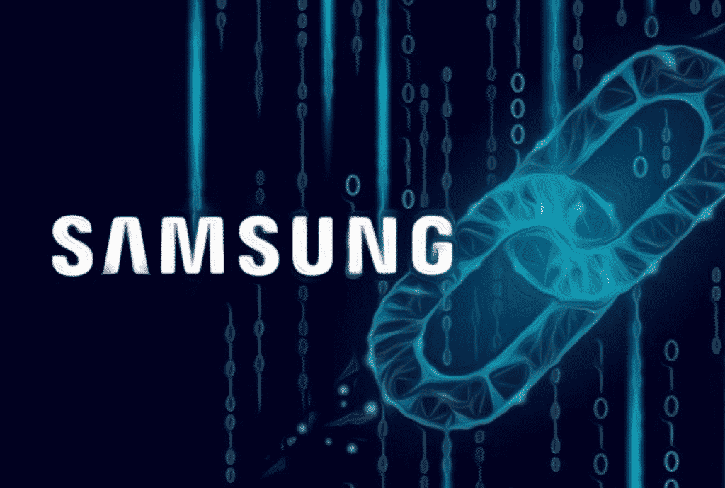 Samsung and cryptocurrencies. How does a company use blockchain?
