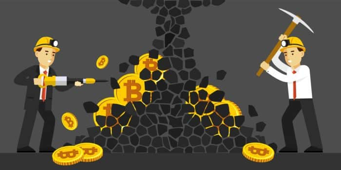 What is Cryptocurrency mining? - Photo Coin Trade and Mine