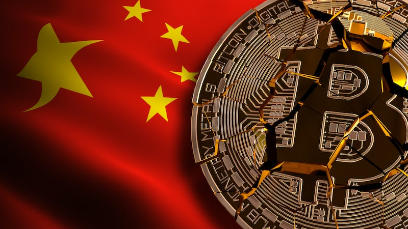 The Chinese secretly acquire cryptocurrencies