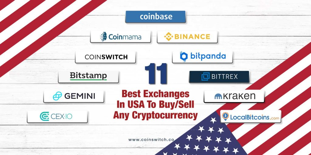 What exchanges to use for Cryptocurrency