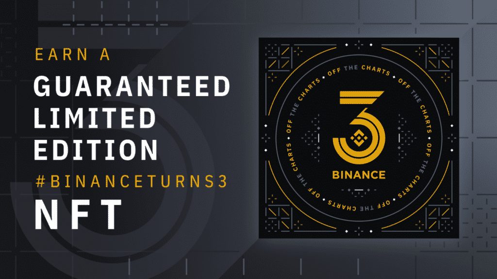 How to get free Binance tokens?