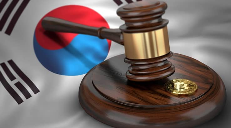 South Korea develops cryptocurrency wallet