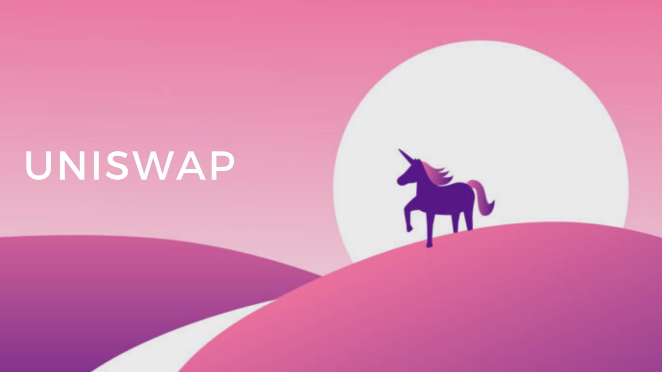 Uniswap is giving out tokens. Coin distribution details