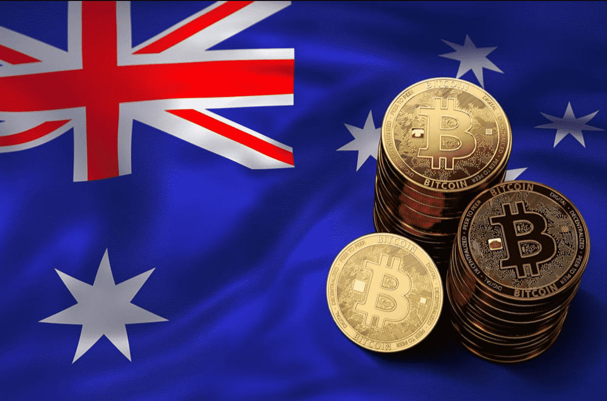 Australia starts developing crypto industry