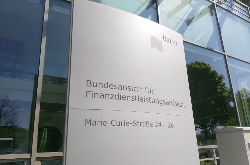 Federal Agency for Financial Economic Supervision of Germany (BaFin)